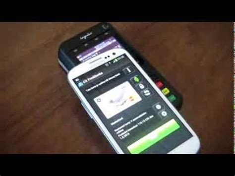 Ingenico icmp mobile pos terminal